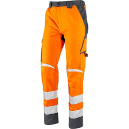 Picture of HI VIS CARGO TROUSERS
