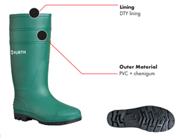 Picture of PVC BOOTS STANDARD