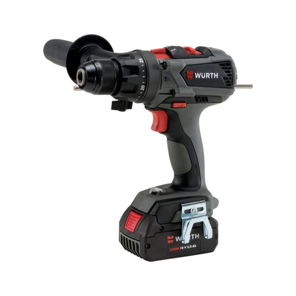 Picture for category Crdless impact drill driver BS 18-A EC Power Combi