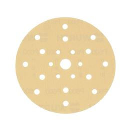 Vehicle dry sandpaper disc Arizona<SUP>®</SUP> Perfect - DSPAP-HOKLP-MULTIHOLE-P240-D150MM