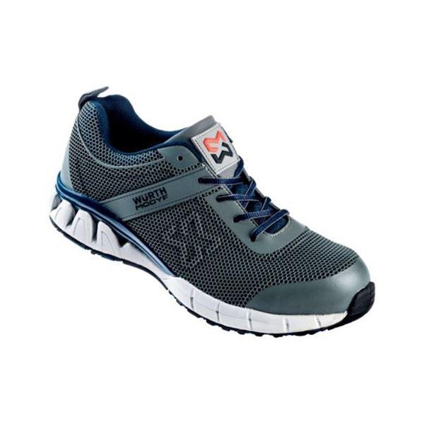 Active X S1P safety shoes - SHOE ACTIVE X S1P GREY/BLUE 38
