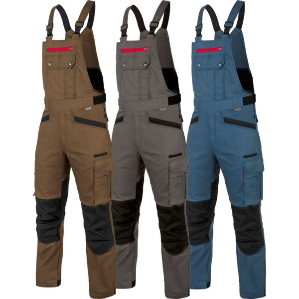 Picture for category Work dungarees