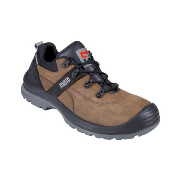 Picture for category Low-cut safety shoes S3 Corvus w. nubuck leath.