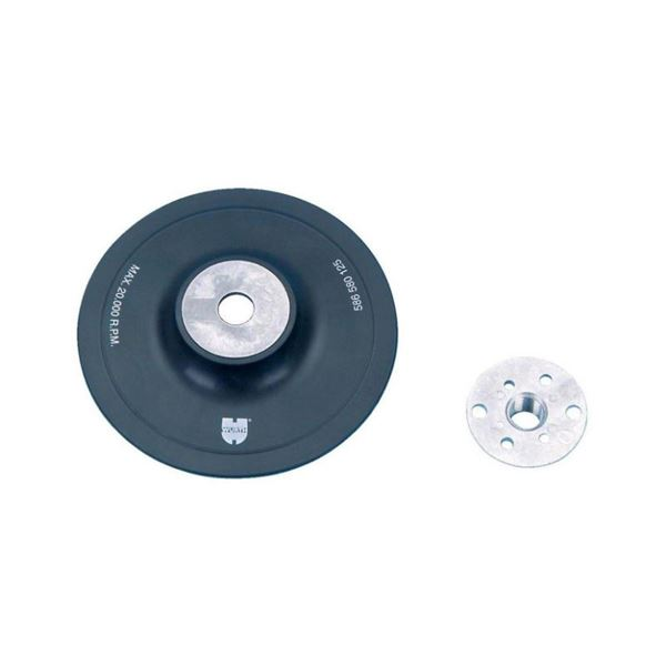 Picture for category Support plate, vulcanised fibre disc