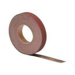 Abrasive cloth roll - ABRCLTH-ROLL-LE-G80-S25MX30