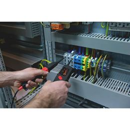 Two-pin voltage tester Multi-Tester Pro II LED - TEST-(MULTI-TEST-PROII)-LED-1000V-IP65