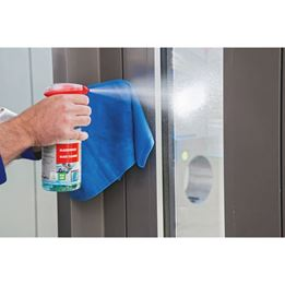 Glass cleaner - GLSCLNR-SPRAYBOTTLE-ECO-500ML