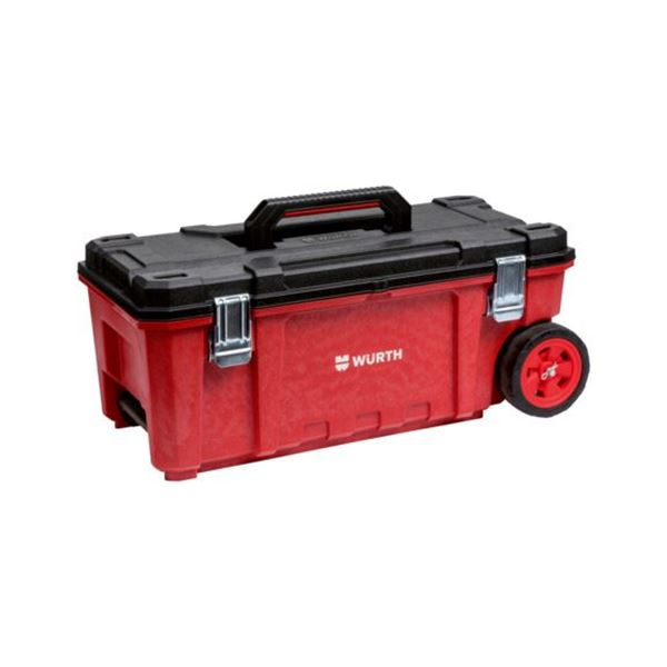 Picture for category Polypropylene tool case with trolley function