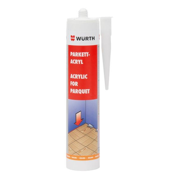 Picture for category Acrylic sealant f. parquet and laminate
