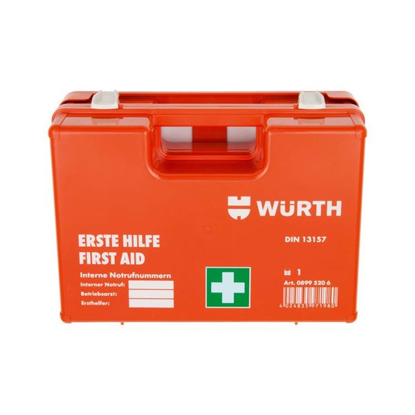 Picture for category First-aid case
