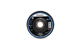 ALUMINA CORUNDUM FLPDISC-DOMED-G120-D115-STEEL-579780A120