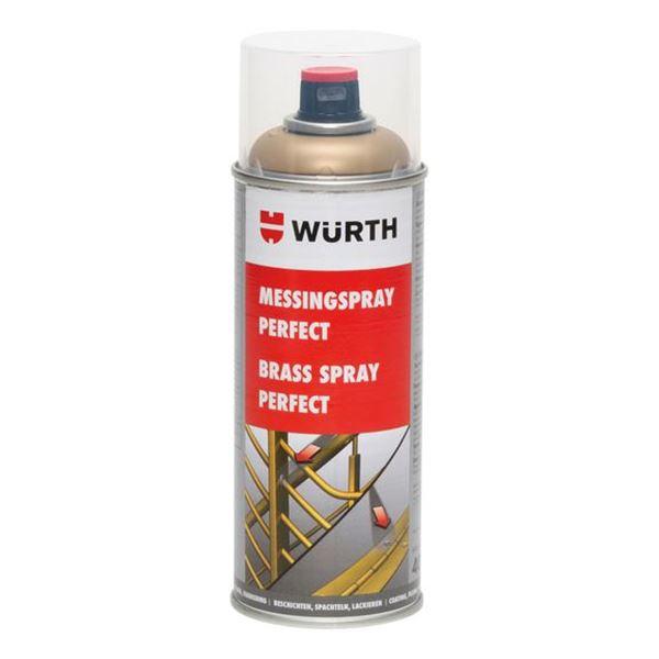Perfect brass spray