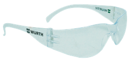 SAFETY GLASSES STANDARD CLEAR-899103120