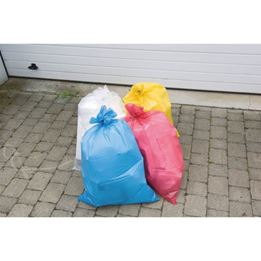 Refuse bag - WASTEBG-EXTRASTRONG-BLUE-700X1100X0,07