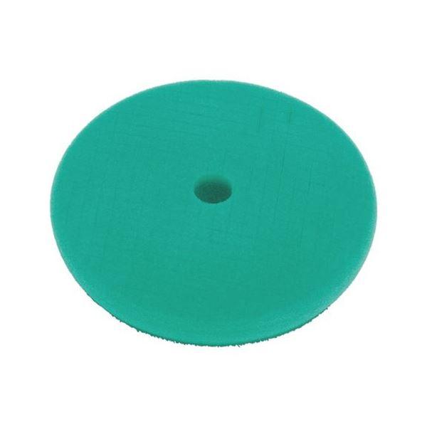 Polishing pads - POLPAD-GREEN-(EXTRA-HARD)-D170X25MM