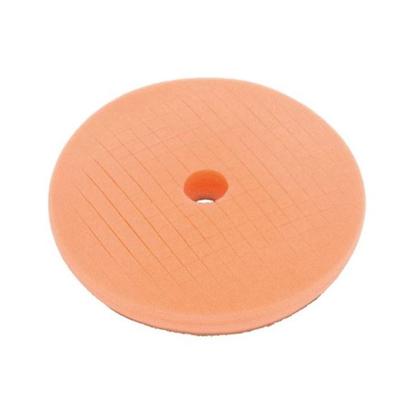 Polishing pads - POLPAD-ORANGE-SOFT-D145X25MM