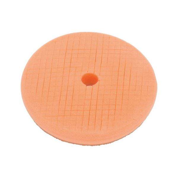 Polishing pads - POLPAD-ORANGE-SOFT-D170X30MM