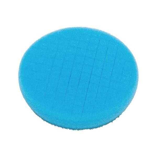 Polishing pads - POLPAD-BLUE-HARD-D90X25MM