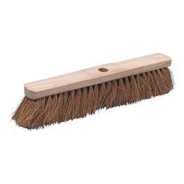 Industrial broom, coir - BRM-HALL-COCO-L400MM
