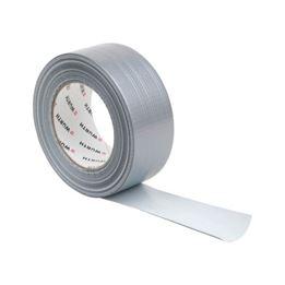 Fabric adhesive tape - ADHTPE-TEXTILREINFD-SILVER-50MMX50M