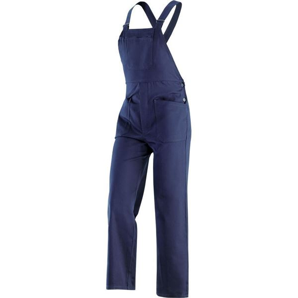 Picture for category WORKING DUNGAREE BASIC