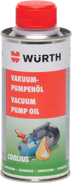 Picture for category VACUUM PUMP OIL