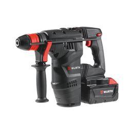Cordless hammer drill H 28-MAS vibration-dampened - HAMDRL-CORDL-(H28-MAS)-2X3,0AH