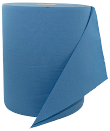 BLUE-IND-TOWEL-ROLL-36X36CM - 1000 SHEETS - 360 MTR-8998007339