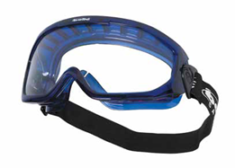 Blast-SAFETY-GOGGLES-CLEAR-BLUE-VENTILATED-FRAME-899102294