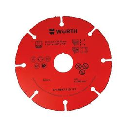 Picture of Cutting disc, carbide-tipped