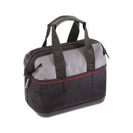 Tool bag, small, with plastic base - TLBAG-SMALL-PLABTM-310X190X290MM
