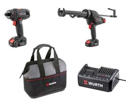 Picture of 12V Cordless Drill Screwdriver Set