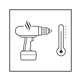 Cordless screwdriver AS 12 COMPACT M-CUBE<SUP>®</SUP> - SCRDRIV-CORDL-(AS12-1/4 COMPACT)-2X3.0AH