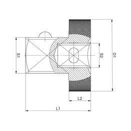 Mini adapter - ADAPT-(1/2-3/4ZO)