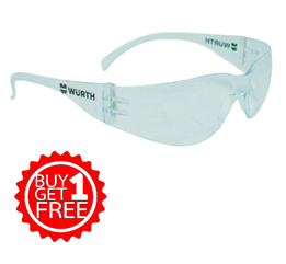 Picture of SAFETY GLASSES STANDARD CLEAR